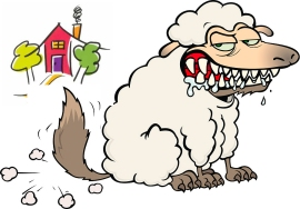 "Lease options are not what they appear to be. They are often a ""wolf in sheep's clothing""."
