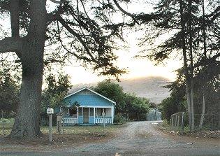San Juan house